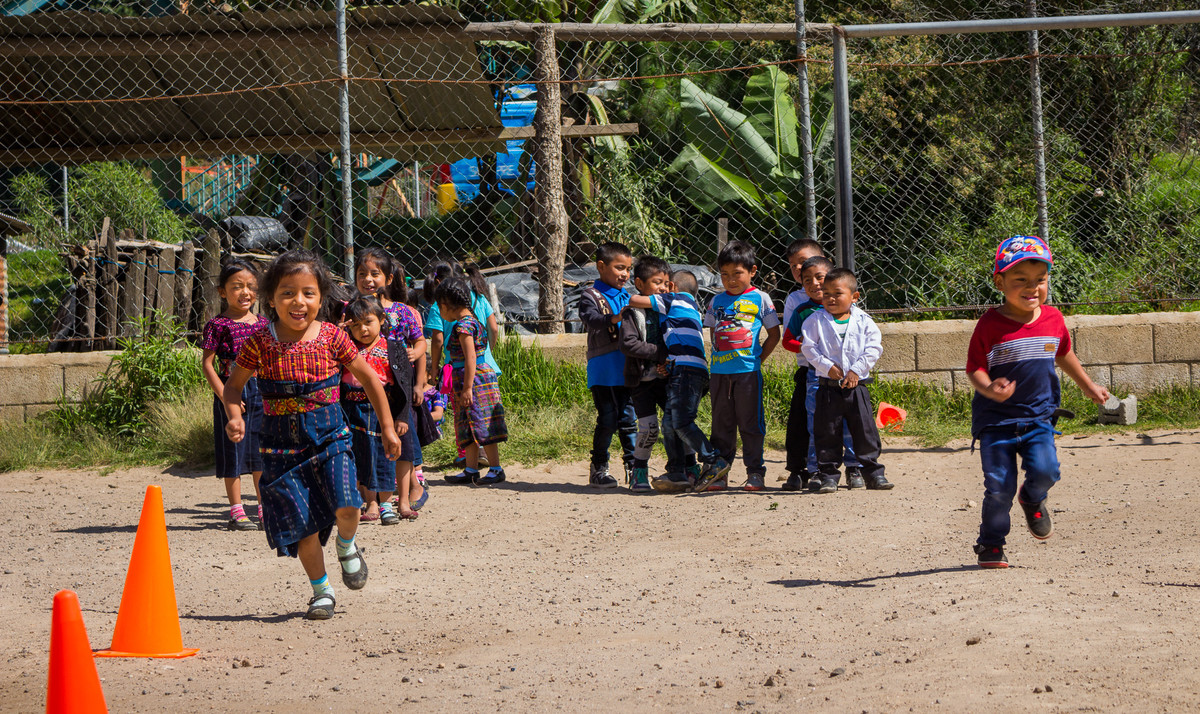 Kinder in Guatemala
